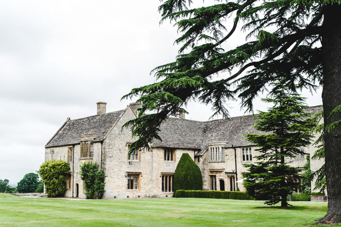 Ellenborough Park Hotel outside view