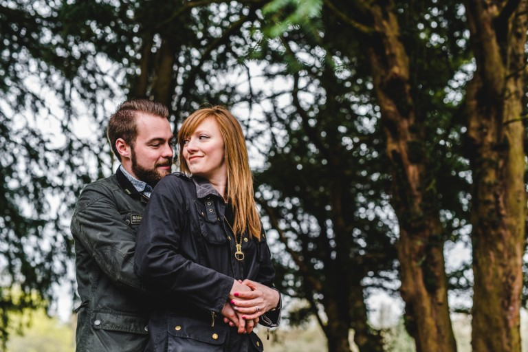 Cirencester engagement photography